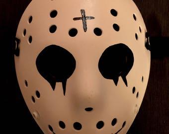 The Purge Custom 13X Studios Hockey Mask