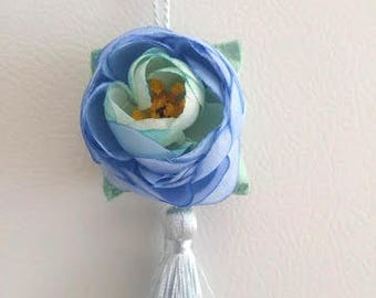 Hanging heart Turquoise