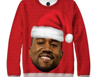 Kanye christmas | Etsy