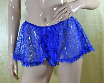 Vintage body lingerie undies lacework hot pants