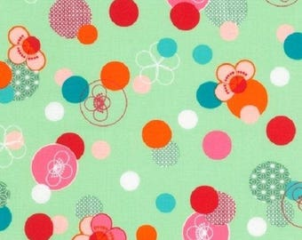 children Robert Kaufman HELLO TOKYO patchwork fabric