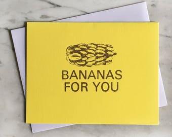 Bananas For You