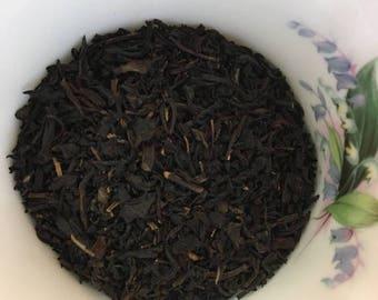 Vanilla English Breakfast Loose Leaf Tea 1.5 oz
