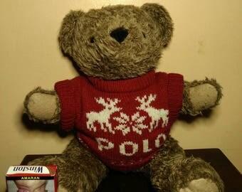 Vintage Polo Ralph Lauren bear | Vintage Polo Bear | Vintage Polo sport