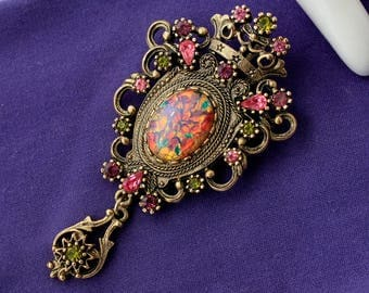Vintage SARAH COVENTRY Contessa Brooch