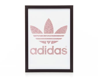 Wall Art Print, Sneaker Art, Adidas, Sneakers, Printable Art, Printable Quotes, Home Decor, Office, Dorm, Instant Download, Digital Quote