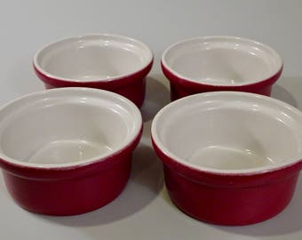 English Ulster Ceramics Bowls Lot of 4 New