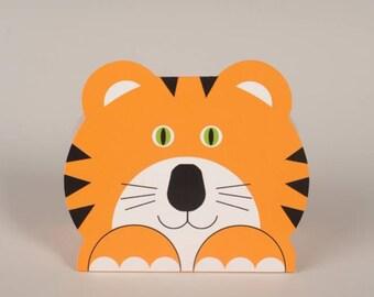Tiger favour boxes