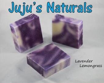 Lavender Lemongrass - Handmade Soap