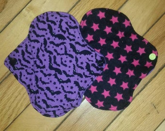 6 inch flannel cloth liner pad lot