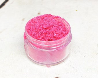 Hot Pink Eyeshadow, organic makeup, vegan makeup, organic cosmetics, vegan eyeshadow, organic eyeshadow, Mother's Day gift, beauty gift.