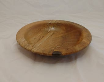 Spalted Maple Bowl #226