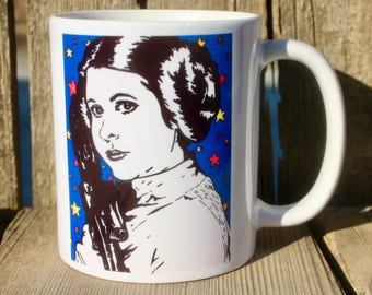 Princess Leia mug