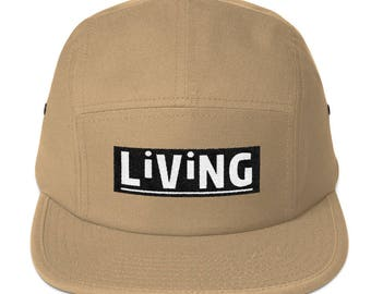LIVING Five Panel Cap