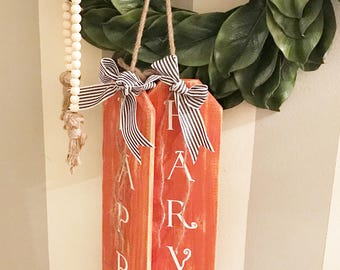 rustic fall - rustic fall decor- harvest - Fall decor - front door wreath - fall wreath - fall door decor - harvest decor - fall door decor