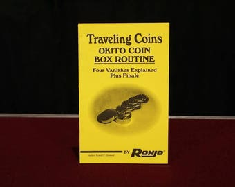 Traveling Coins Okito Box Routine by Ron Diamond
