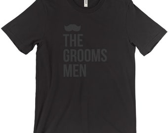 Groomsmen shirt, bachelor party, bachelor party shirt, best man shirt, wedding party shirts, grooms shirt, bachelor party, groom tribe