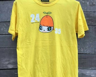Vintage 24 hour television japan cartoon akira dragoon ball 90s shirt
