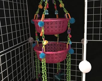 Sugar Glider Toy-Ball Pit/Toy Box