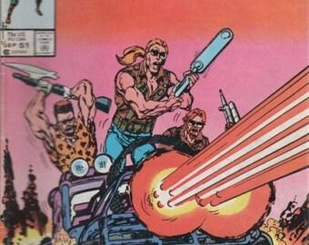 G.I. JOE Comic Book Marvel 51 Sep #02064 A Real American Hero