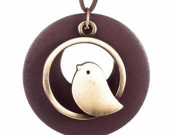 Twitter Bird Luxurious Beautiful Necklace Women Christmas Chain Accessories Jewellery