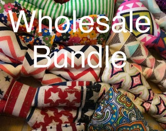 Wholesale Bundle 25 Dog Bow Ties