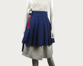 20% off  Modern Korean Hanbok skirt