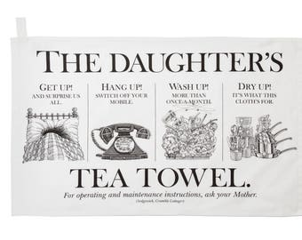 The Daughter's Tea Towel