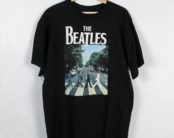 Authentic Beatles Tee - XL