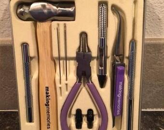 Making Memories Tool Kit
