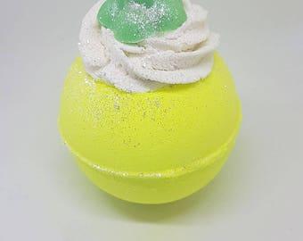So Limey Bath Bomb