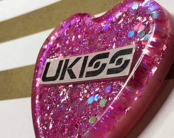 U-KISS Pendant, Necklace Included