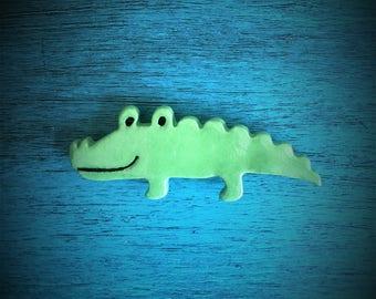 Aligator magnet