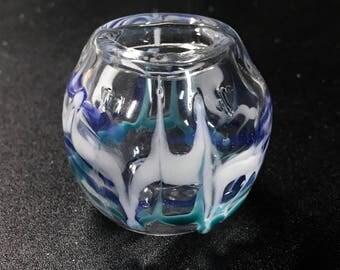 Small jar w cork lid