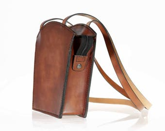 2 leather handles N3