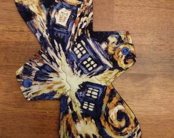 "11"" Doctor Who Van Gogh Cloth Pad"