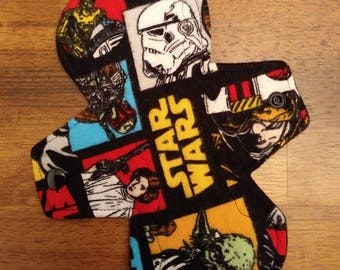 "8"" Star Wars cloth pad"