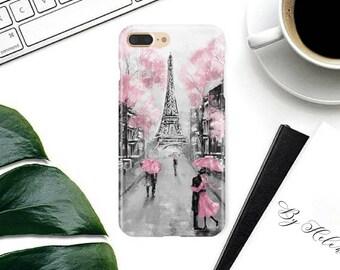 iPhone 7 Plus case Paris,  Art iPhone 7 case, iPhone 6 / 6s / 6s Plus Case, iPhone 5s / 5 / SE Case,  iPhone case Plastic /rubber.