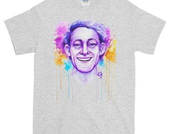 LGBT+Heroes Series: Harvey Milk Short-Sleeve T-Shirt