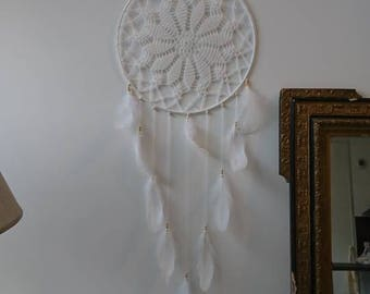 dream catcher feather large size