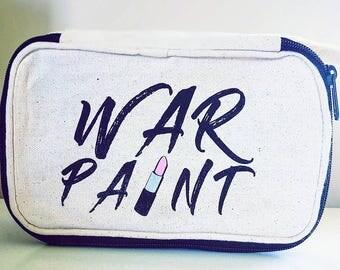 War Paint - Custom Make Up Case