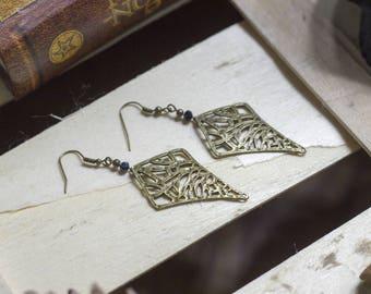 """cute pair of earrings """"simply"""""""