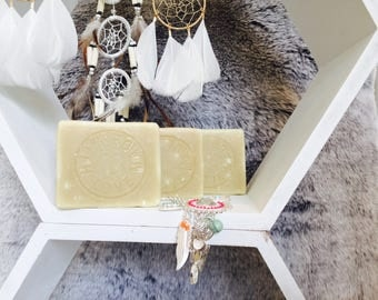 Coconut Milk Natural Handcrafted Soap