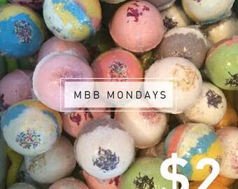 Mini Bath Bomb Monday Sale! | 8 scents available!
