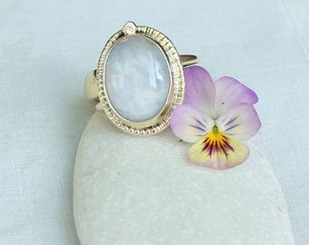 Mexico - Opaline Opal ring