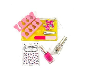 Polished to Perfection Nail Kit -- Perfect as a gift or party favor for girls!