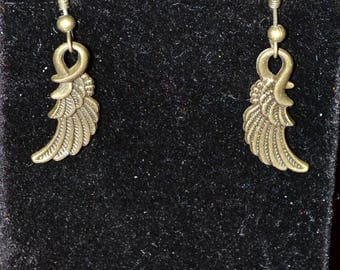 Bronze Angel Wings