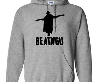 Jeepers Creepers Beatngu Hoodie Pullover Hooded Sweatshirt Many Sizes Colors Custom Horror Halloween Merch Massacre