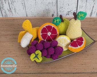 Pattern - Fruits - EN