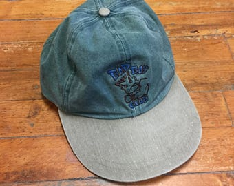 90's Bad Boy Club Strap Back Hat